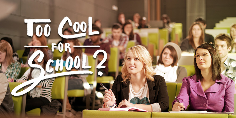 Too Cool For School: The Guide on Getting into the Back-To-School Groove